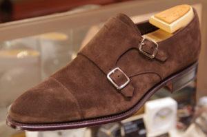 スウェード、ヌバック、靴
