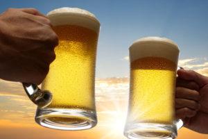 ビール、やりたいこと、乾杯