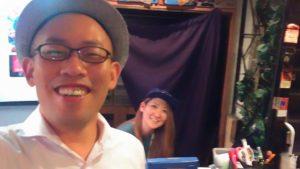 パーティー、岡田さん、女の子