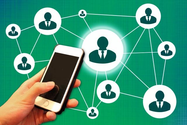 リンク、ソーシャル、ネットワーク