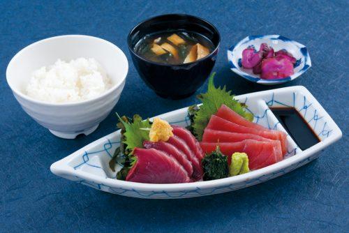魚-刺身定食1