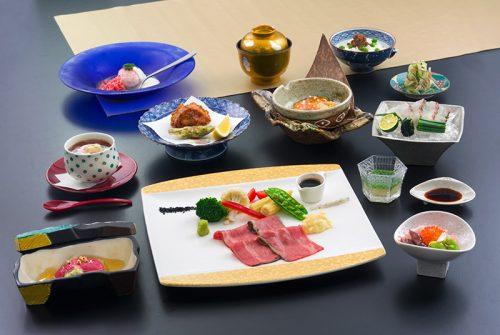 日本料理会席コース