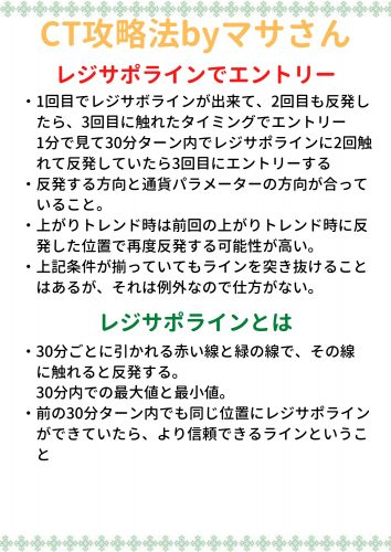 CT攻略法byマサさん
