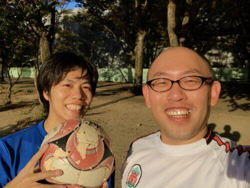 内藤と大井さん
